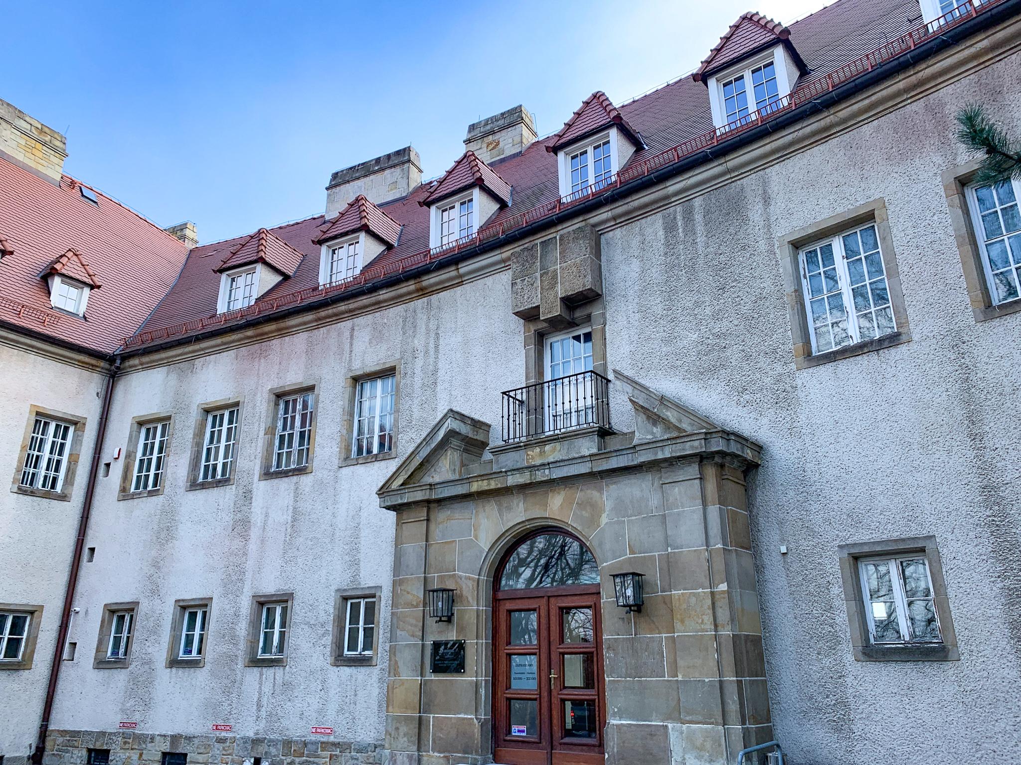 Zamek w Przegorzałach, czyli ostatni pomnik architektury III Rzeszy w Krakowie